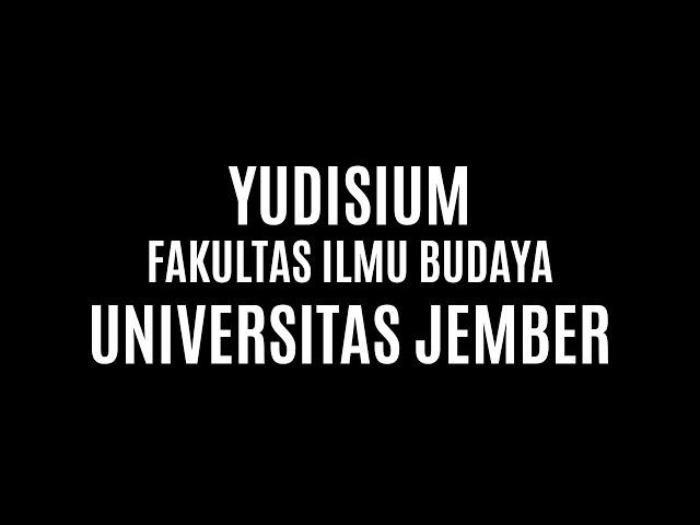 YUDISIUM FIB UNEJ PERIODE II TAHUN AKADEMIK 2020/2021