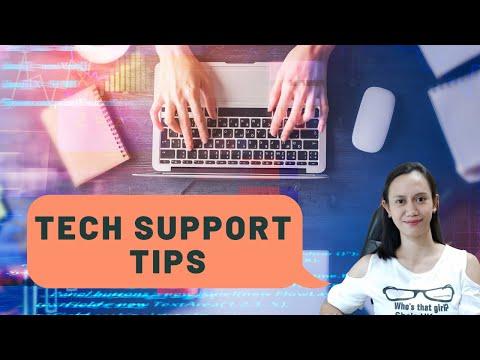 How to Handle Tech Support Calls - Beginner Tips