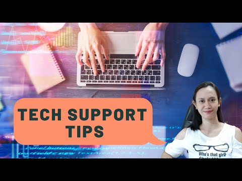 How To Handle Tech Support Calls - Beginner Tips