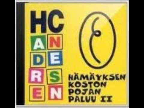 HC ANDERSEN - Turvallisuusajattelun Tulos