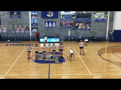 Mars Hill Academy Highlander Heat Jump Rope Team at Summit Country Day School 2_13_2018