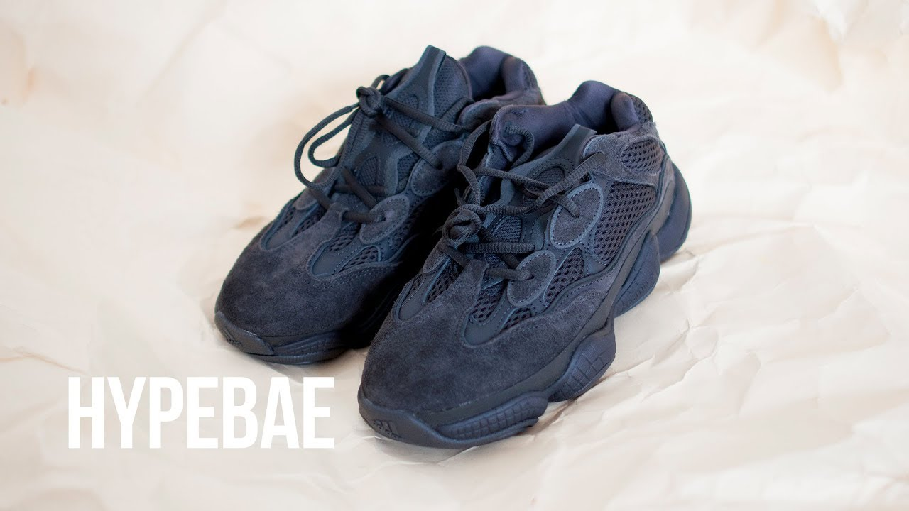 new product 7142b e3d53 Unboxing the adidas YEEZY 500