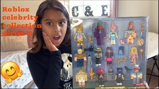 UNBOXING ROBLOX CELEBRITY COLLECTION SERIES 2 & GIVING 6 CODES