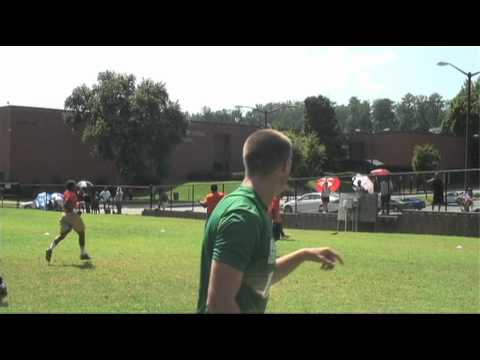 NUC All World Gridiron Classic l - Christian Reeves