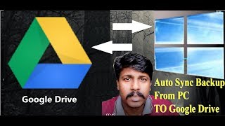Auto sync google drive for PC : How to Use Auto Backup from pc to Google Drive HD