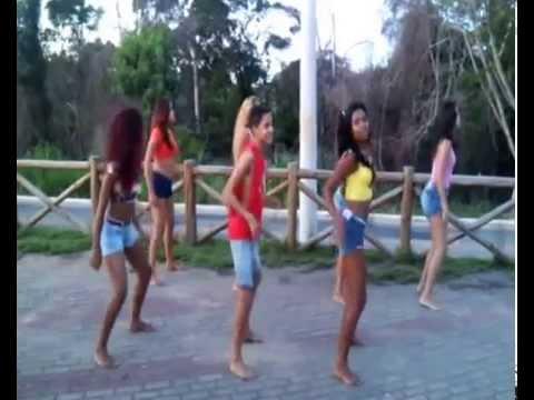 Funk MC Duduzinho Na Paradinha - Grupo Dançarte Mix