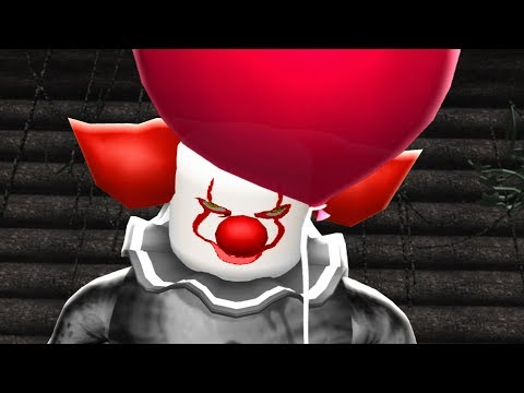 """IT"" MOVIE IN ROBLOX"