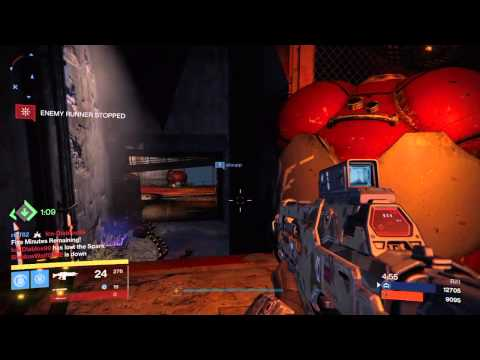 Destiny: Conspiracy theory-D  PvP (PS4 Gameplay)