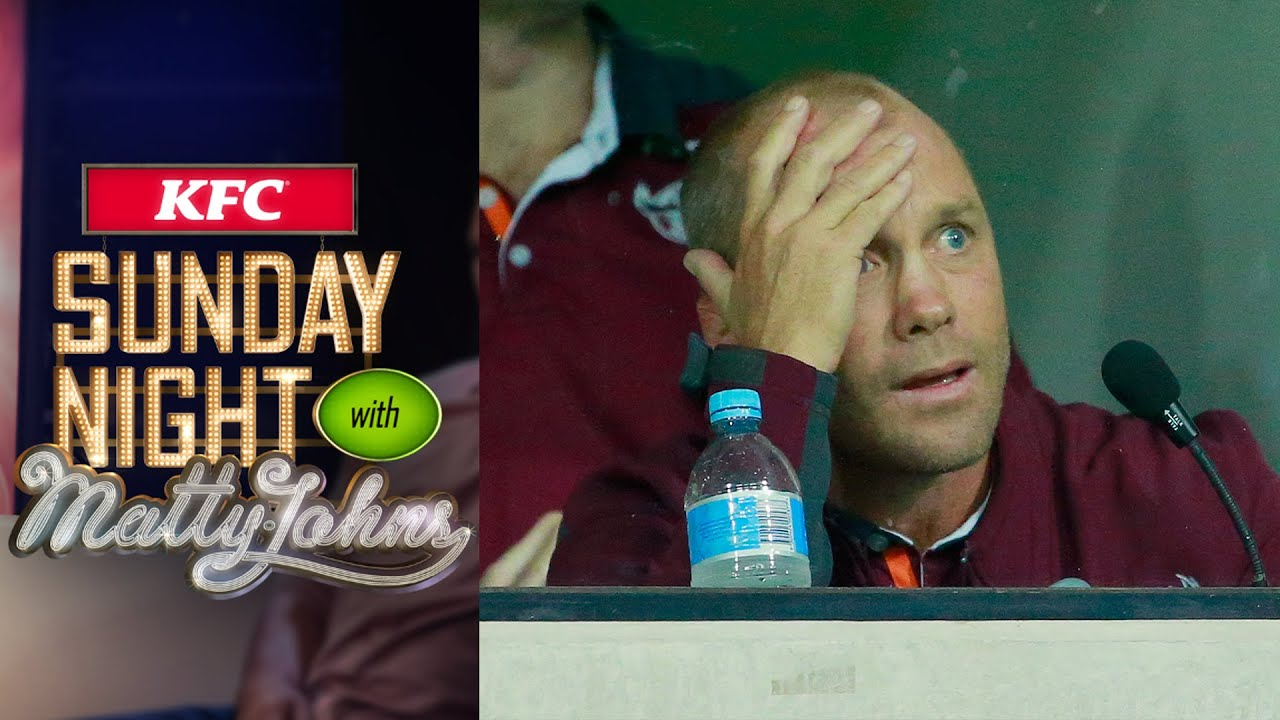 Fletch's Top 5 coaches losing it | Sunday Night with Matty Johns