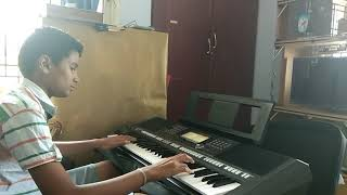 Keyboard yesuvin iruthayamae