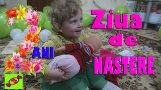 Ziua de Nastere a Melissei/Papusa Baby Born Cadou,Teren de Joaca