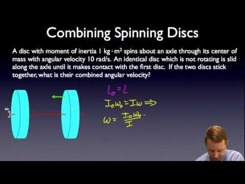 AP Physics C - Conservation of Angular Momentum