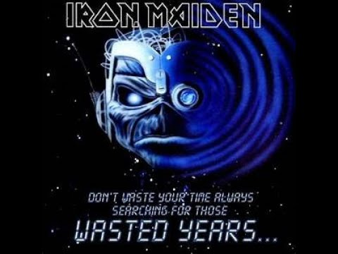 Iron Maiden−Wasted Years Cover #IronMaiden #WastedYears #thomaskieffer