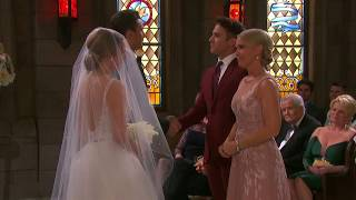 Days of our Lives Double Wedding Clip 1 - Chad/Abby and Paul/Sonny