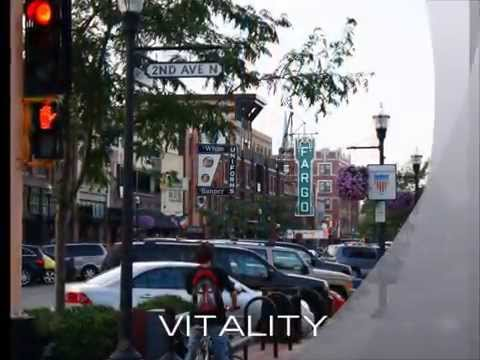 A Glimpse of Downtown Fargo 2014