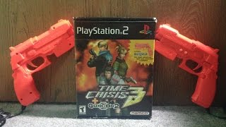 O&E #6 - Time Crisis 3 Unboxing (For the PS2)