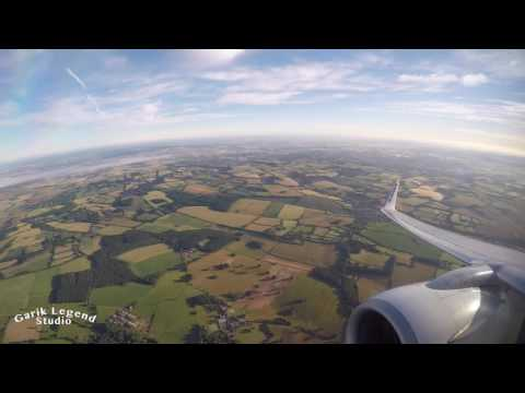 Gran Canaria 2016 flight from London Luton to Las Palmas Gran Canaria