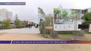 Yvelines | La Mail des Saules de Guyancourt fait peau neuve