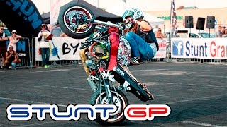 Best Girl Stunt Rider in the World !!!