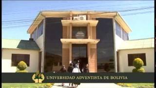 Universidad Adventista de Bolivia (video institucional 2012 - Español)