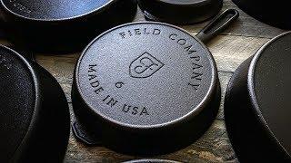 The Field Company No. 6 Cast Iron Skillet