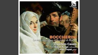 """String Quintet in C major G.324, Op.30 No.6, """"La musica notturna delle strade di Madrid"""": I. Il..."""