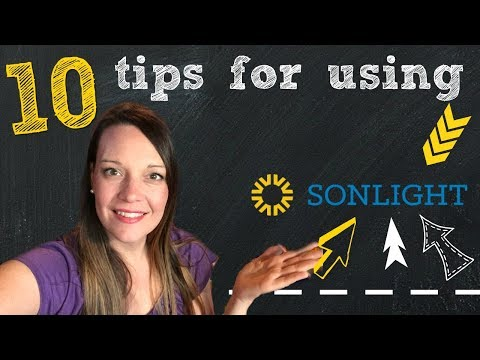 Homeschool Tips || 10 Tips for Using Sonlight Curriculum
