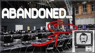 Inside a Deserted Gaming Convention | Nostalgia Nerd