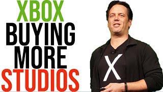 Xbox's NEXT BIG Stขdio Acquisition   Exclusive Xbox Series X Game Studios   Xbox & PS5 News