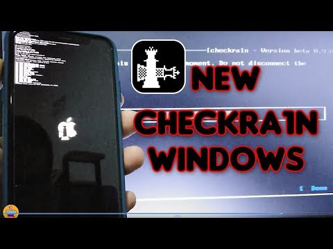 🔥NEW🔥 CHECKRA1N ON WINDOWS WITHOUT INSTALLING LINUX-INTEL/AMD 2020