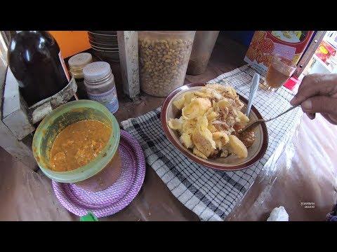 Indonesia Tangerang Street Food 2845  Bubur Haji SelGa Selalu Galau YDXJ0147