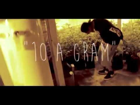 Fifteen ft KushHogg- 10 a Gram (OFFICIAL VIDEO)