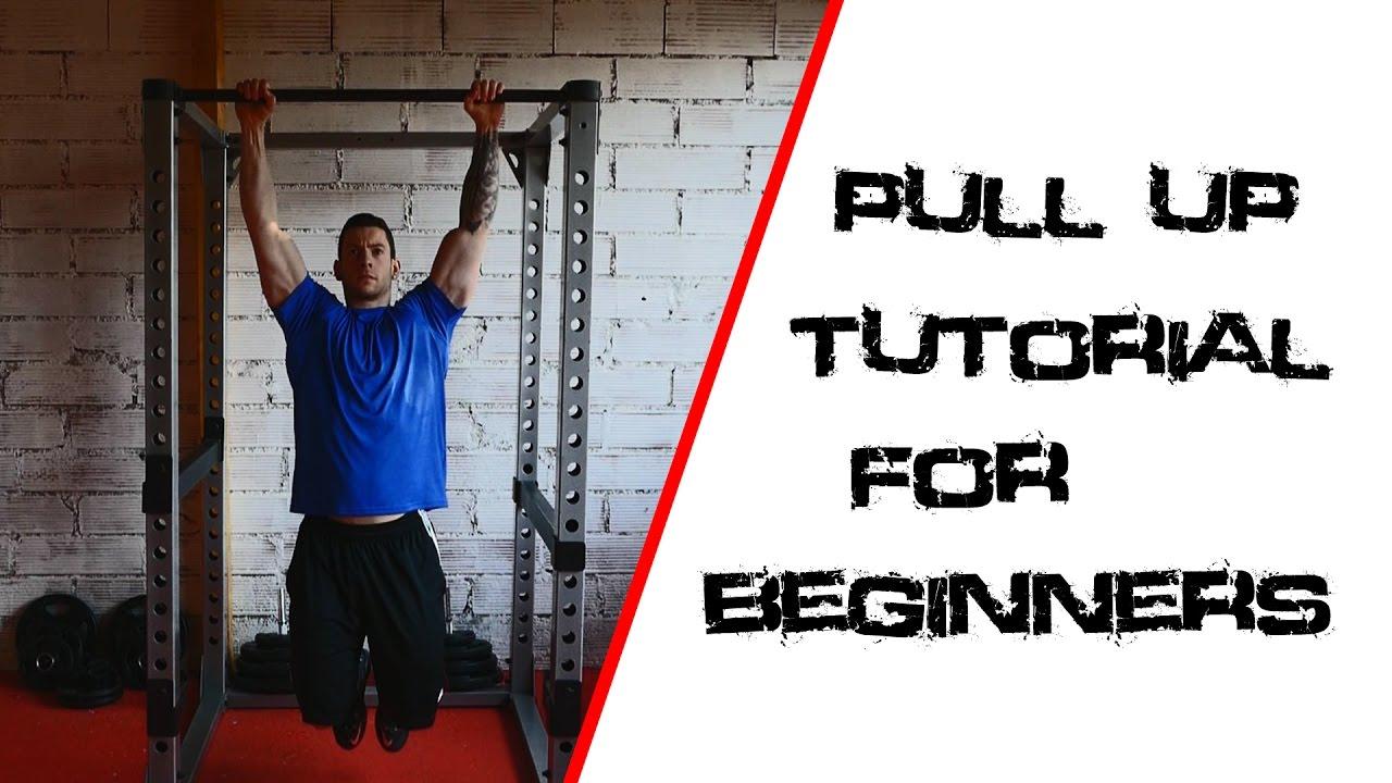 Beginners Pull Up Tutorial - Proper Form Tutorial - YouTube