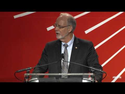 BSR Conference 2016: Ken Powell, CEO, General Mills