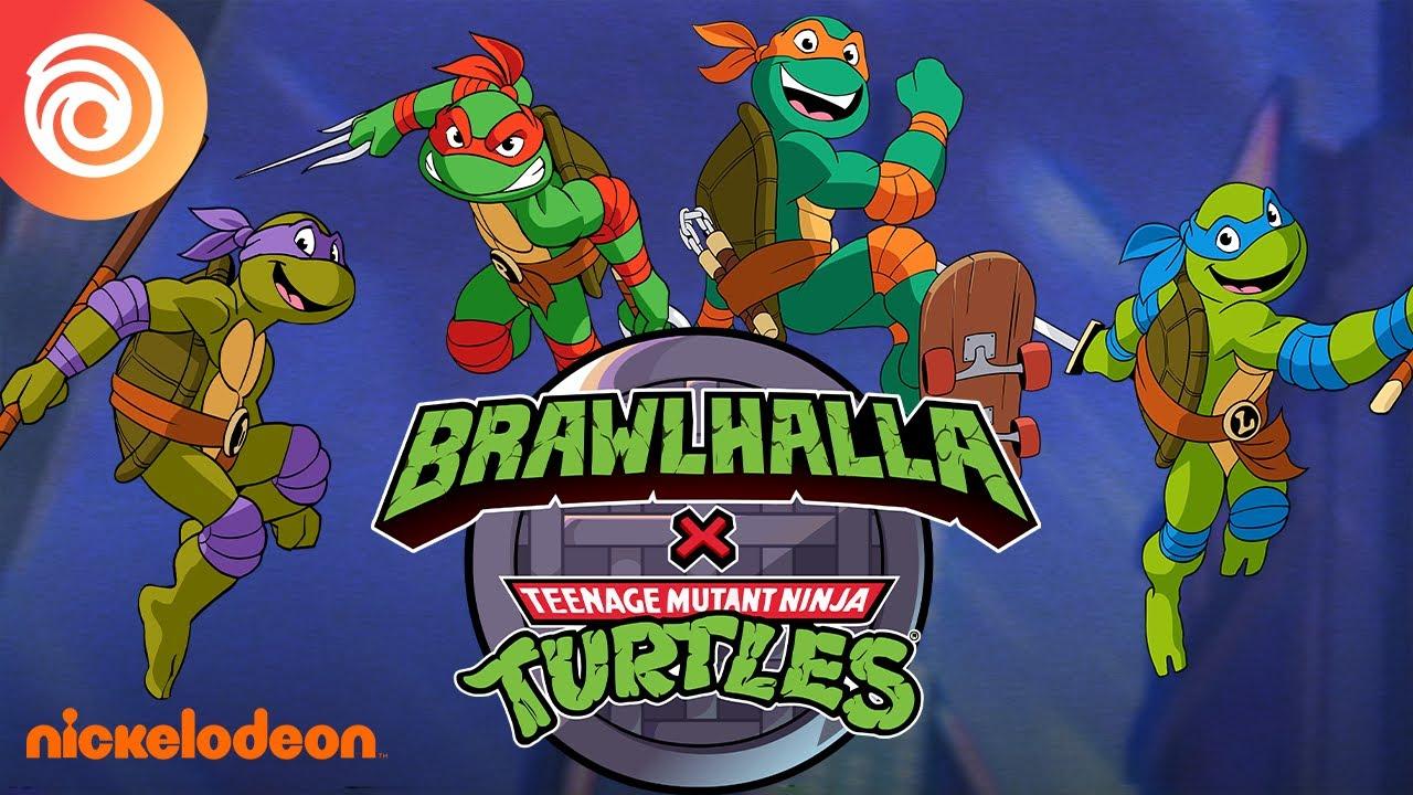 Brawlhalla x Las Tortugas Ninja - Tráiler de lanzamiento