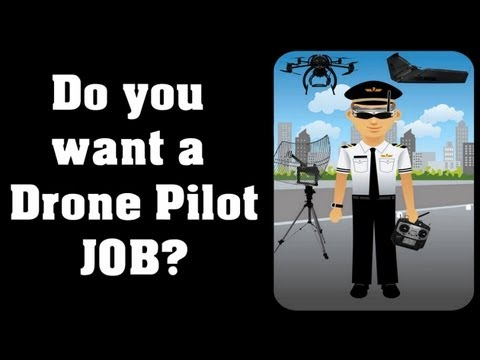 Drone Operator Jobs >> Drone Pilot Jobs Drone Pilot Youtube