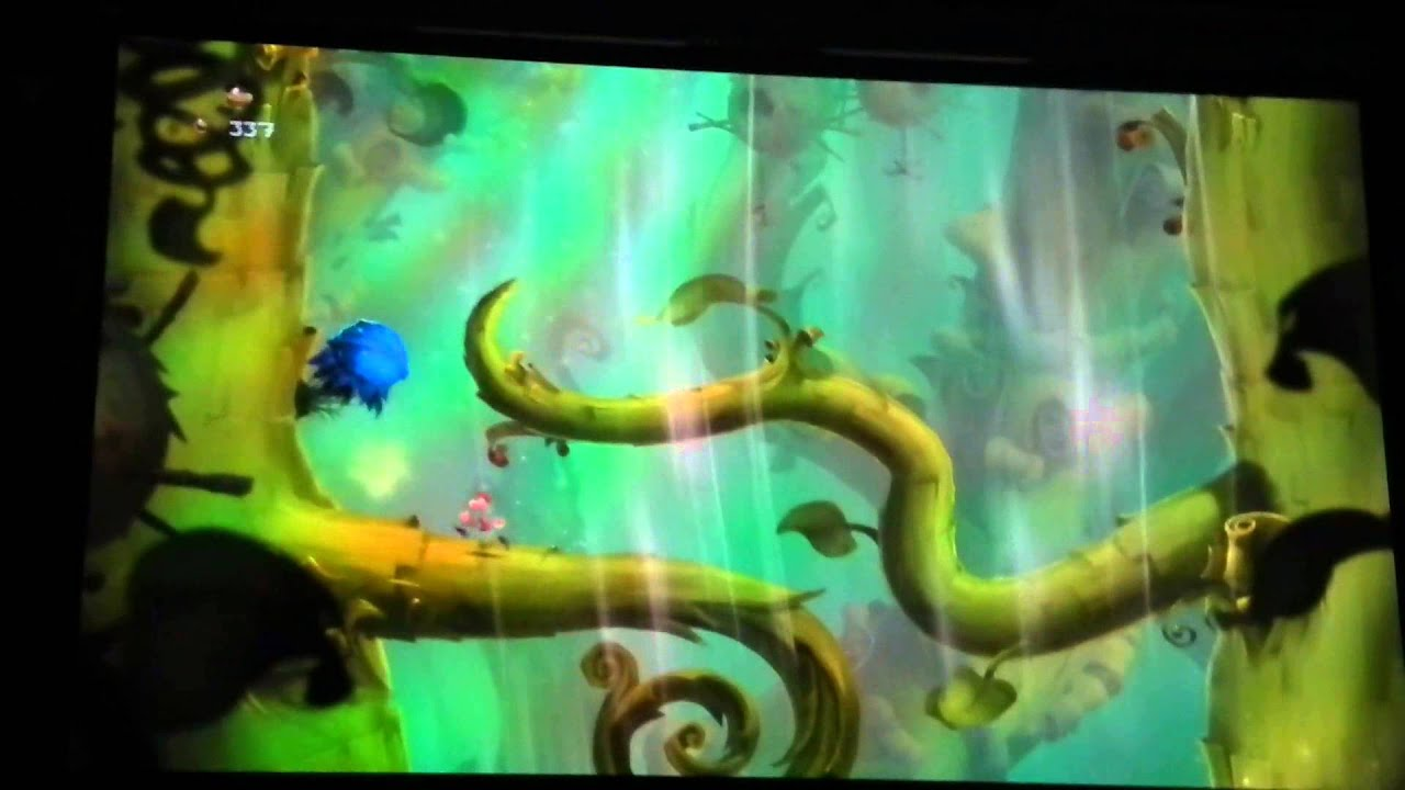 Обзор <b>Rayman</b> Legends на <b>PS</b> VITA - YouTube