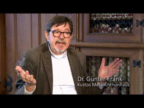 Dr. Günter Frank im Interview: Philipp Melanchthon