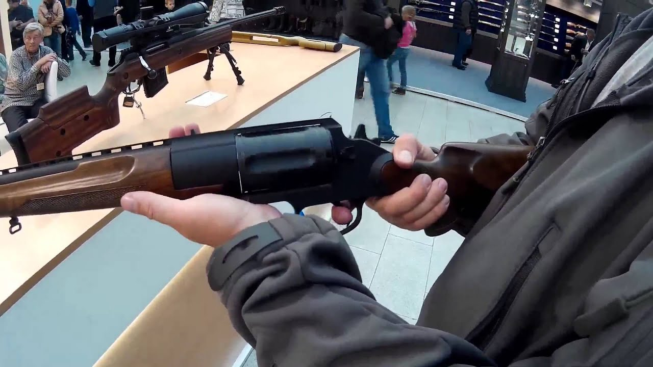 охотничий карабин - YouTube