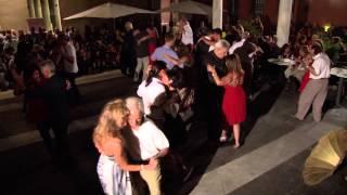 Mi Tango di Rosso: Evento a Palazzo Rosso per la Notte Bianca