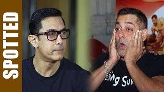 Salman Khan's Best Reaction After Watching Aamir Khan's Dangal