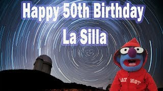 Happy 50th anniversary, La Silla Observatory - #LaSillaTSE - Norbert explique nous