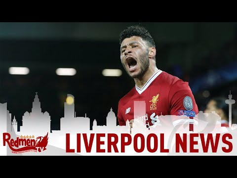 Alex Oxlade-Chamberlain COULD be playing by MARCH! | Liverpool News