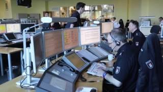 Twitter-Marathon der Polizei Hamburg
