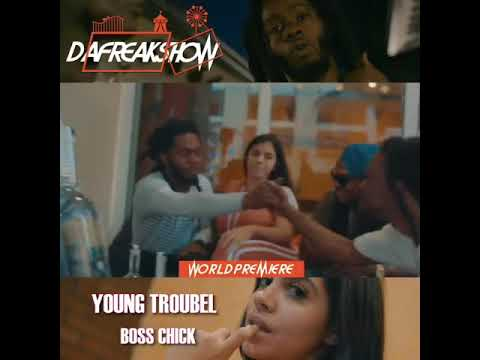Young Troubel - Boss Chick (Prod. By Gummy Beatz) #VideoTrailer