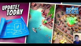 UPDATE IS OUT GO DOWNLOAD | Boom Beach | Task Force Intel Operation
