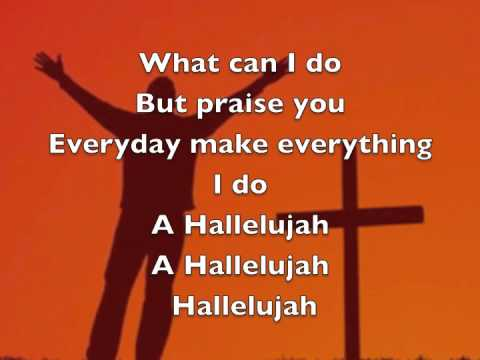 What can I do- Paul Baloche