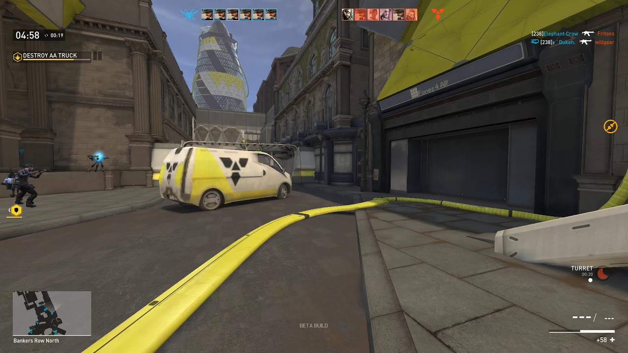 Casual matchmaking dirty bomb