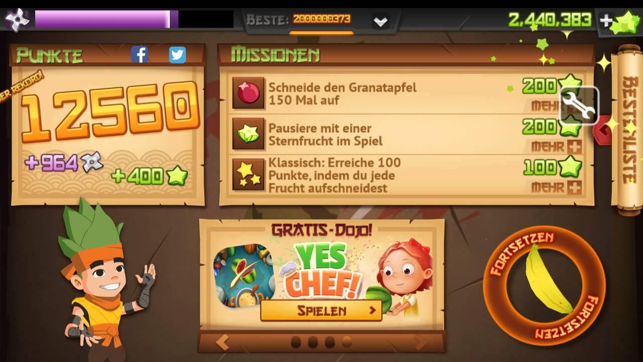 Fruit ninja free game - Fruit Ninja Hack Root 2015