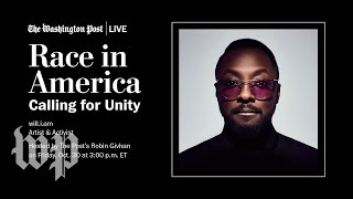 Artist will.i.am on activism and unity with Robin Givhan (Full Stream 10/30)